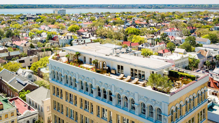 The most expensive penthouse in Charleston, S.C.