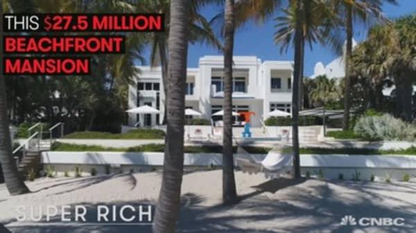 Inside Tommy Hilfiger's $27.5 million Miami mansion