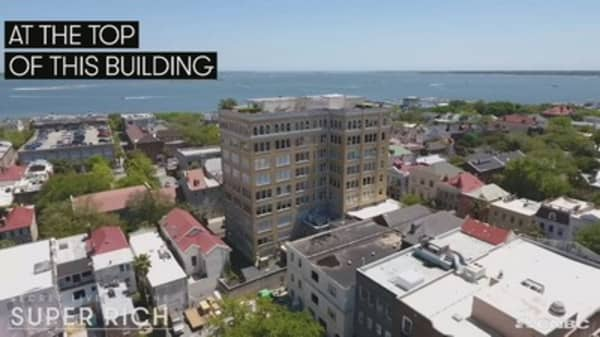 This is the most expensive penthouse in Charleston