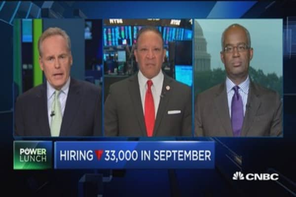 Jobs report is just a 'blip' in the road: Ron Christie