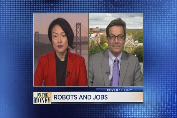 Tax the robot