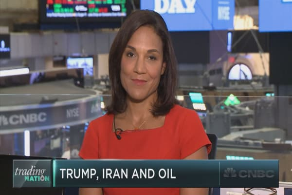 RBC's Croft on oil markets and Iran's impact