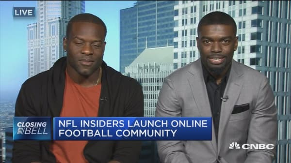 NFL insiders launch online football community
