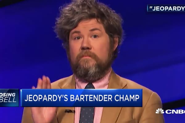 Jeopardy champ Austin Rogers