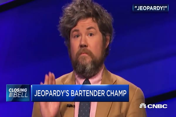 This quirky Jeopardy contestant is a new fan favorite