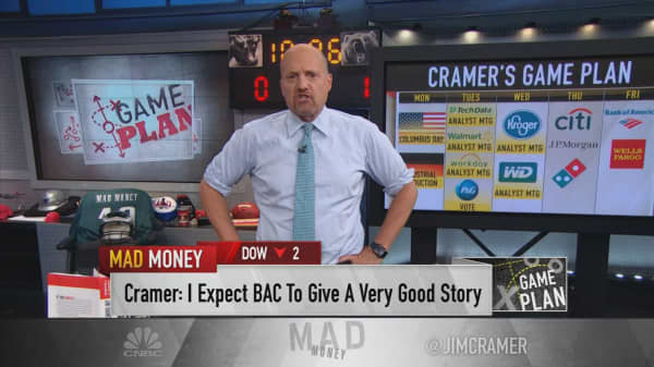 Watch for imperfect earnings reports: Cramer