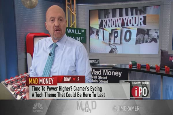 Cramer on Switch's IPO