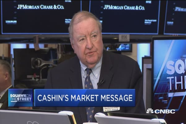Cashin: This rally has been living on hope of Washington getting something done