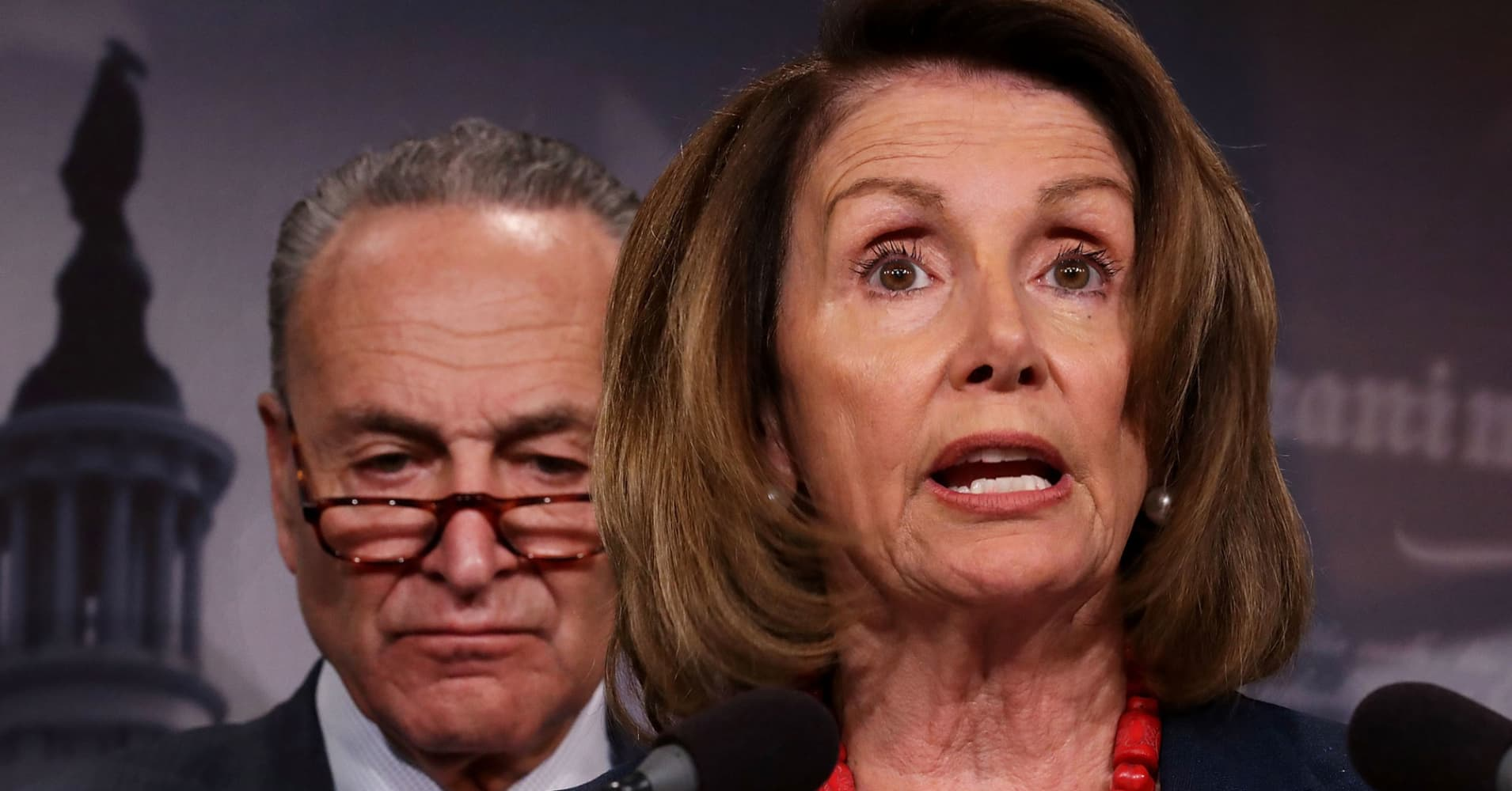 Pelosi, Schumer to respond to Trump's Oval Office border wall address