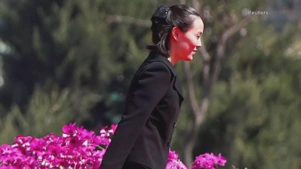 Meet Kim Yo Jong, Kim Jong Un's sister and new political ally
