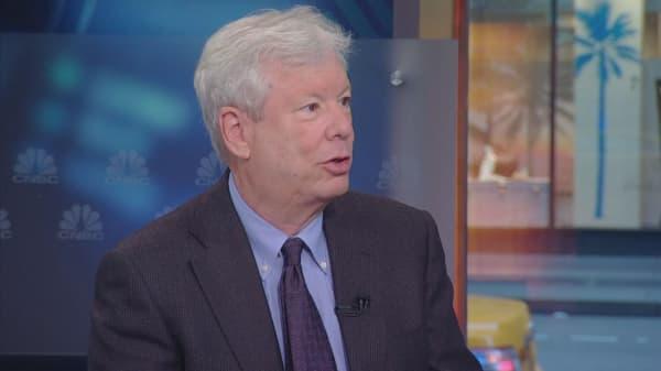 Nobel Prize winner Thaler helps run successful hedge fund