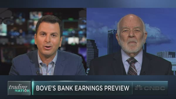 The full interview with Dick Bove ahead of big bank earnings