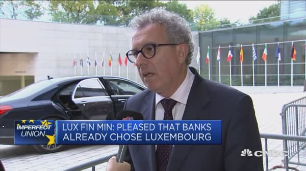 Eu needs to corporate with the UK: Luxembourg finance minister