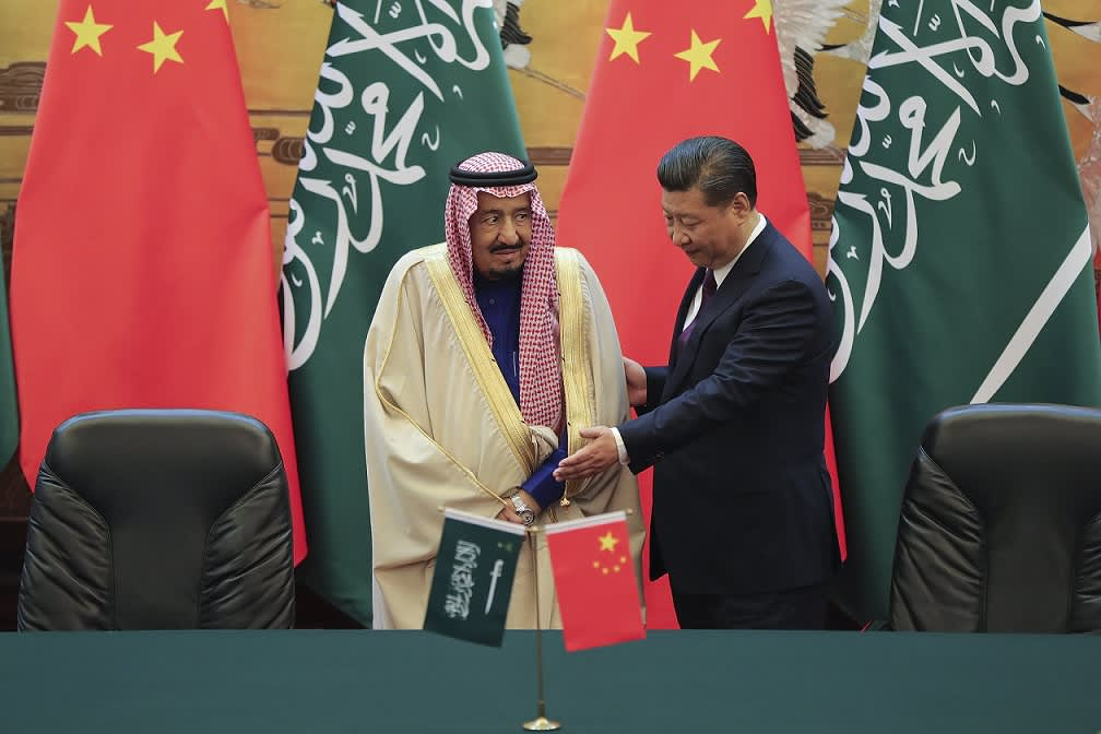 China Will Compel Saudi Arabia To Trade Oil In Yuan And Thats