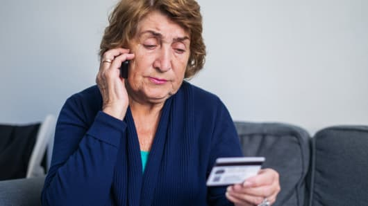 Scammers claiming to be from the IRS may ask for debit or gift card information for payment.