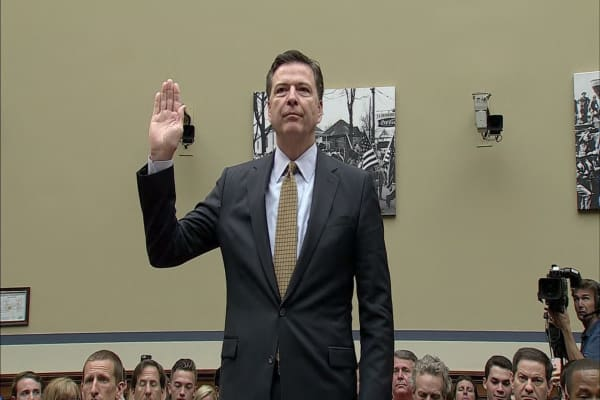 Brookings Institute: Trump 'likely obstructed justice' in Comey firing