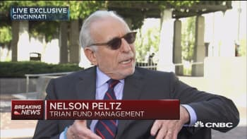 Full interview with Nelson Peltz