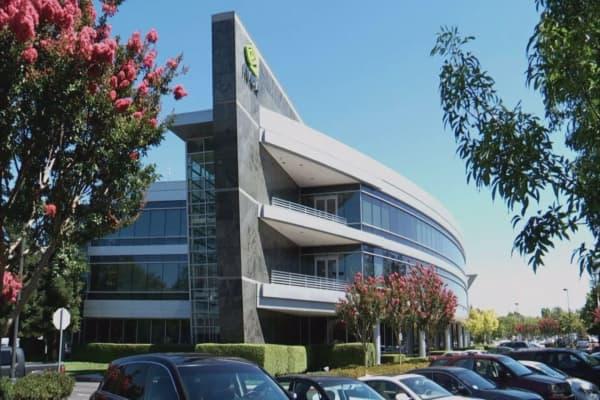 Nvidia unveils computer to drive 'fully autonomous robotaxis'