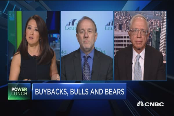 There's going to caution among the financials: Jim Paulsen