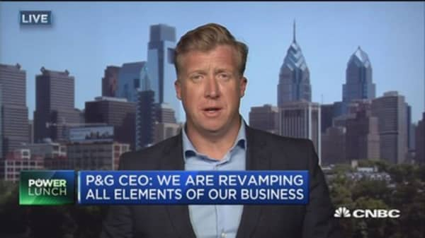 P&G and Peltz proxy fight was about moving to change: Jonathan Feeney