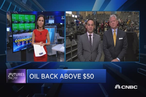 Trader bets on big oil rally