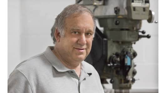 Impossible Objects founder and chairman, Bob Swartz