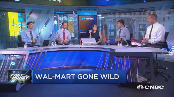 Wal-Mart says online sales are exploding, is the retail giant winning the e-commerce war?