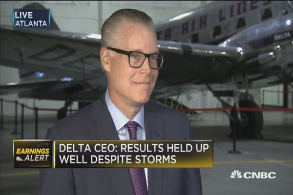 Delta CEO: Bombardier innovation, not price is what attracted us