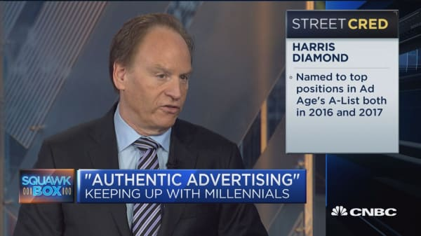 Authentic advertising in the digital age: McCann Worldgroup CEO