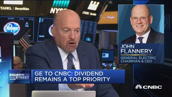 GE says dividend remains a top priority