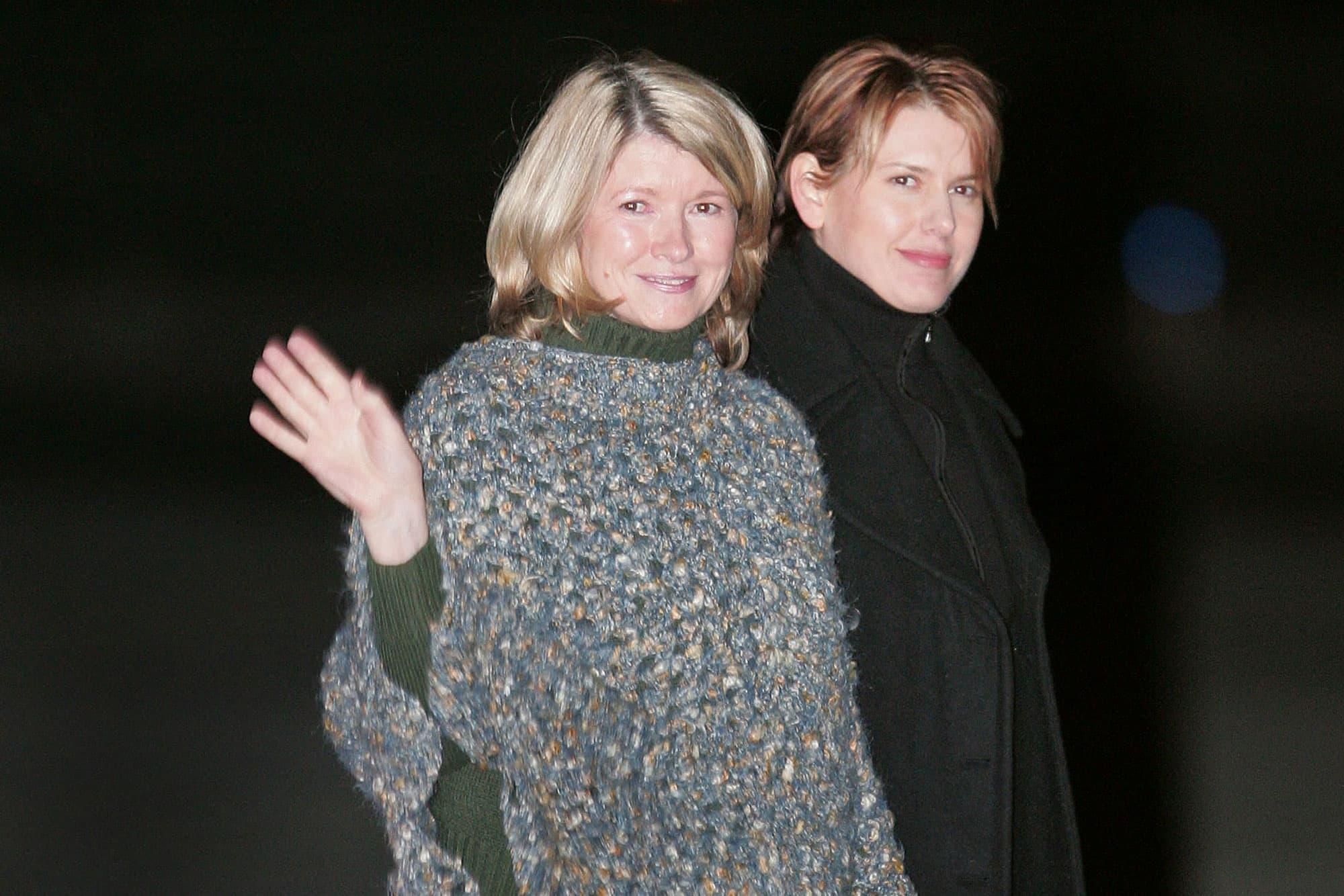 Martha Stewart Daughter Wedding.Martha Stewart Boasts Of Carrying A Banned Shawl When She
