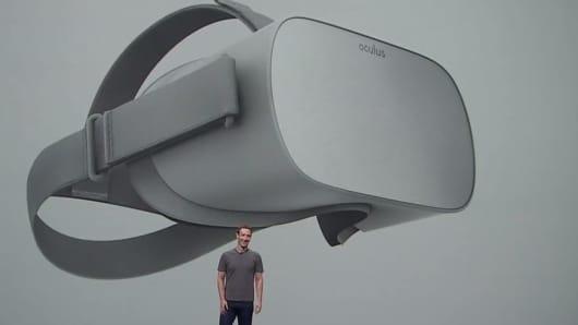ONE TIME: Oculus Go