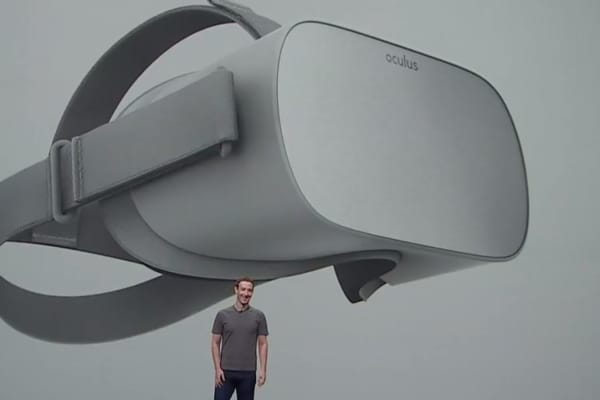 ONE TIME: Oculus Go
