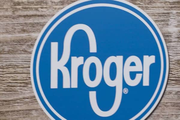Kroger backs outlook as it explores sale of its convenience stores