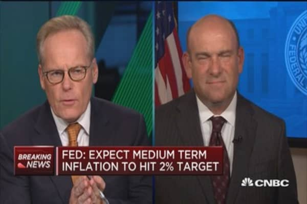 Money Strong president: Fed minutes validate December rate hike