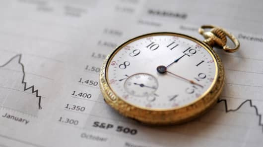 Trying to time the markets is the most destructive thing you can do to a portfolio, say advisors.