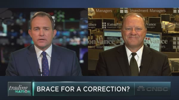 The full interview with Eaton Vance portfolio manager Mike Allison