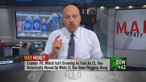 Cramer on how stock-picking in this market is like good fishing