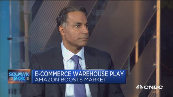 Warehouse boon fueled by Amazon's expanding need for space: Black Creek Group president