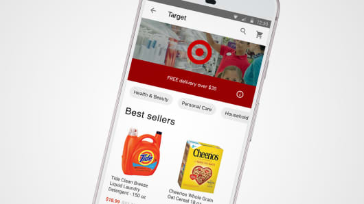 Target Goes National With Google Voice-Activated Shopping