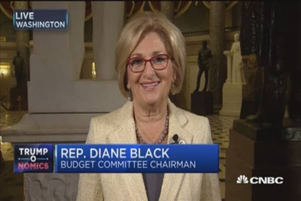 Rep. Diane Black: Federal budget is 'golden key' to unlock tax reform