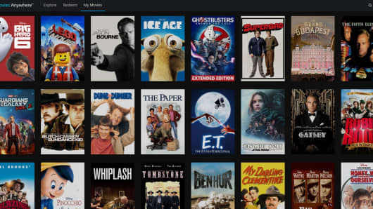 CNBC Tech: Movies Anywhere