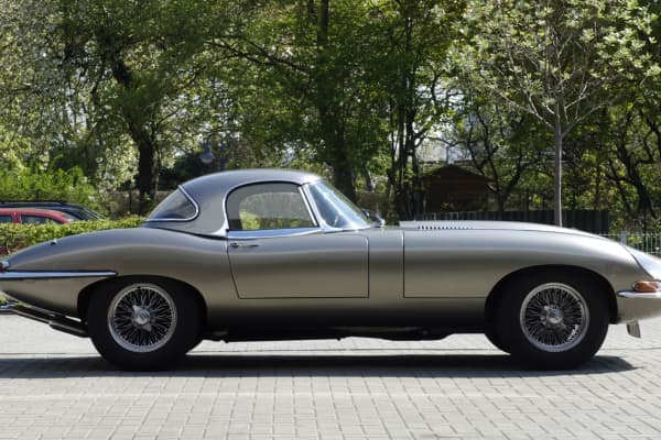 Jaguar E Type Series 1, Roadster