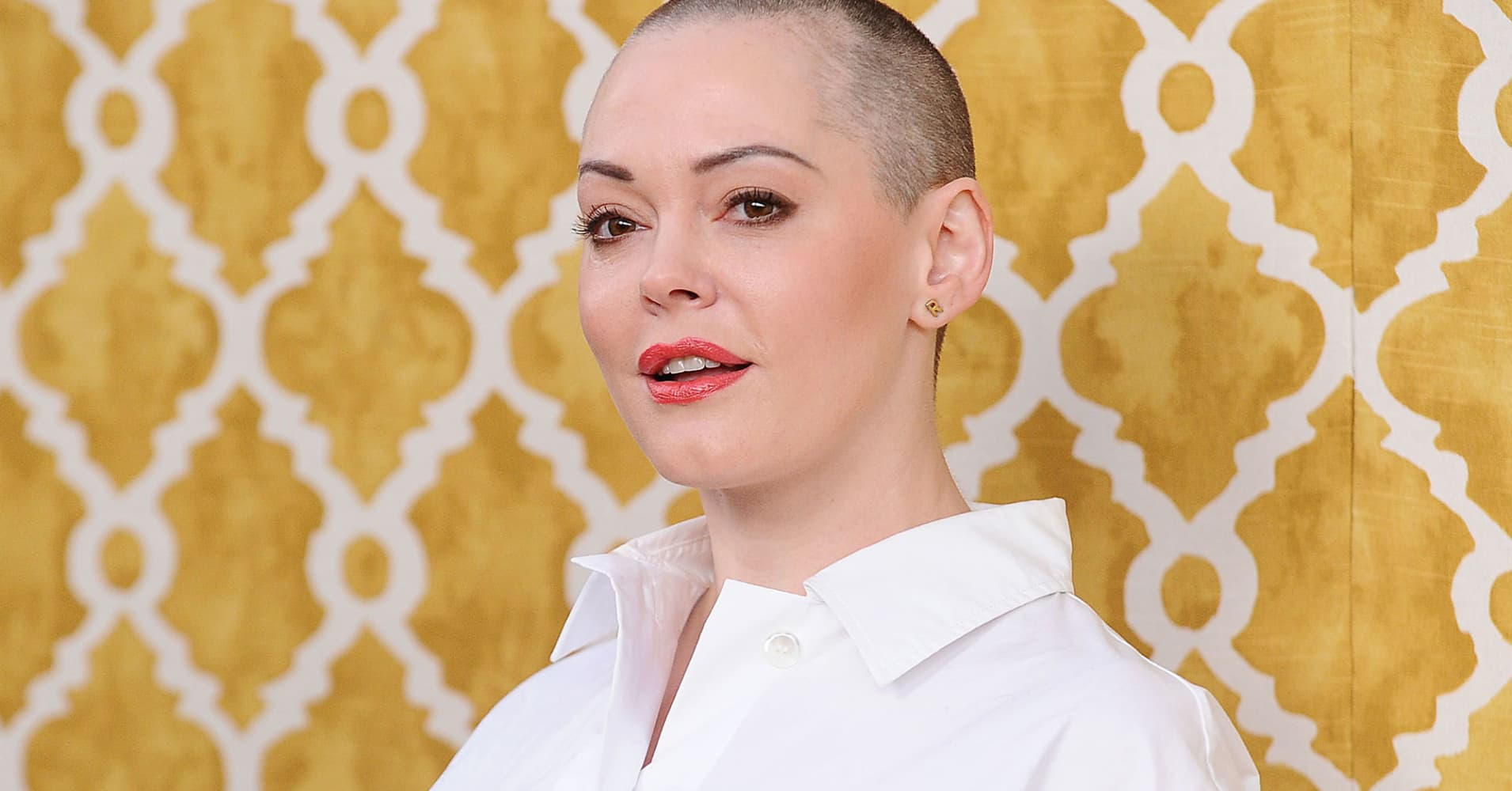 Some women call for a boycott of Twitter after actress Rose McGowan is partially suspended