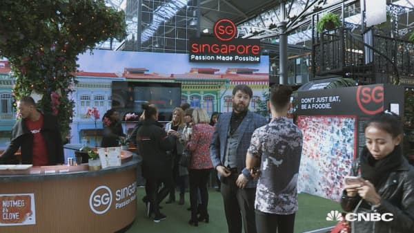 Singapore's new look is more than just a tourism campaign