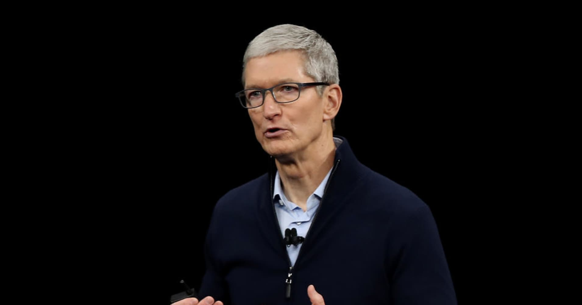 Apple CEO Tim Cook: Learn to code, it's more important than English as a second language