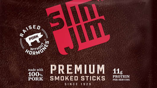Conagra Is Revamping The Slim Jim Brand Think Office Not