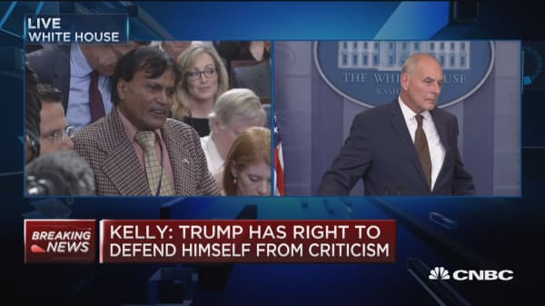 Gen. Kelly: The US will stand with any country against terrorism