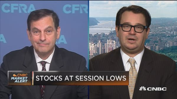 Banks are taking a breather: CFRA's Ken Leon