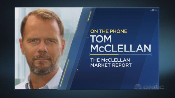 The full interview with Tom McClellan of the McClellan Market Report
